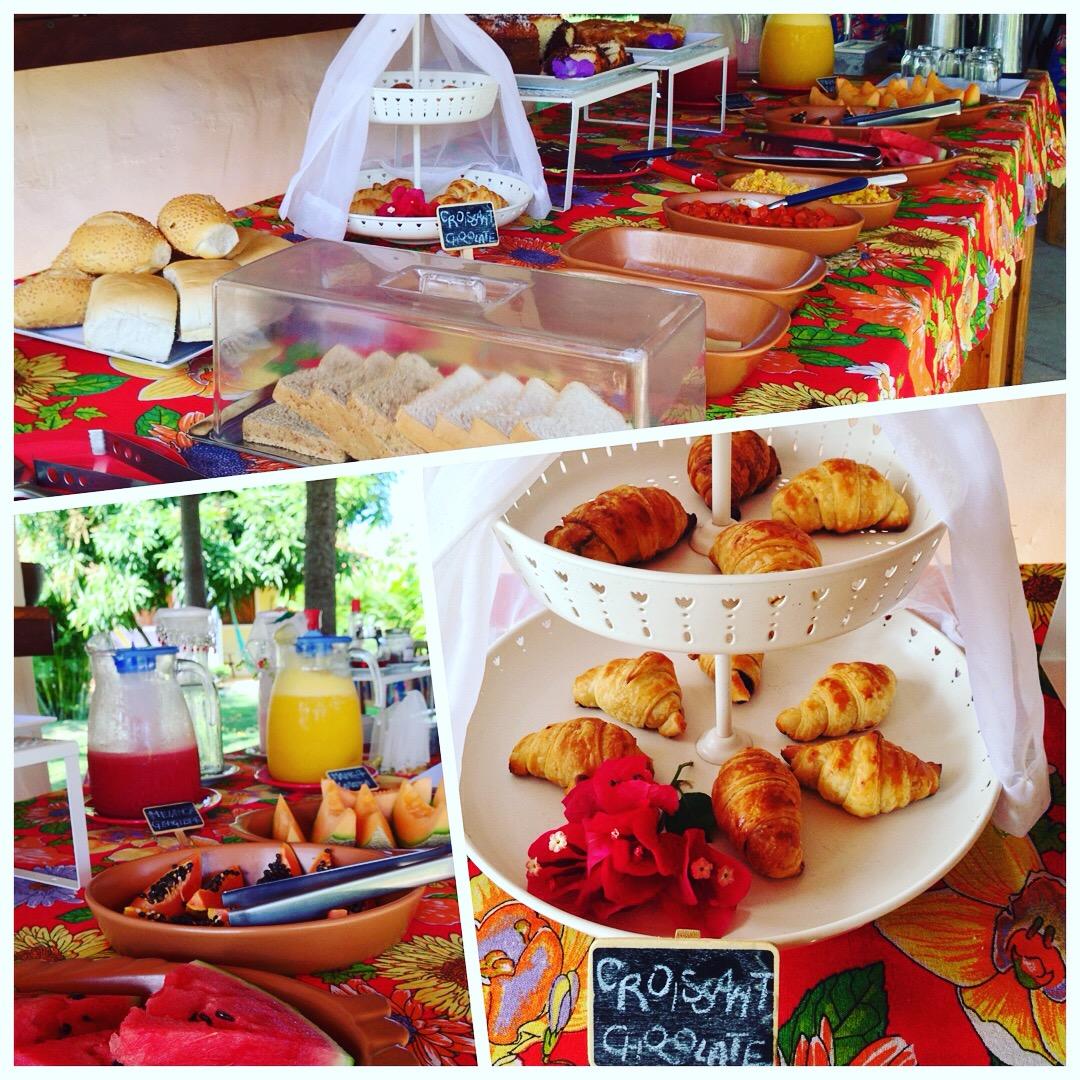 café da manhã São Miguel do Gostoso